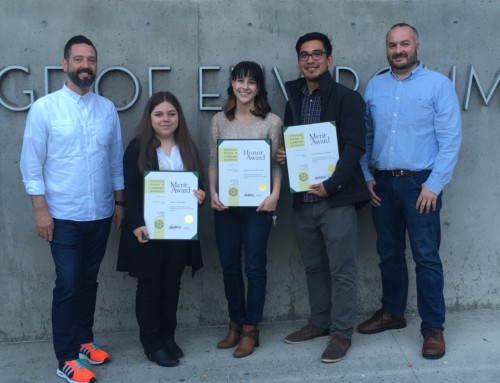 Congratulations to 2017 Student ASLA Honor and Merit Award Winners from Cal Poly Pomona