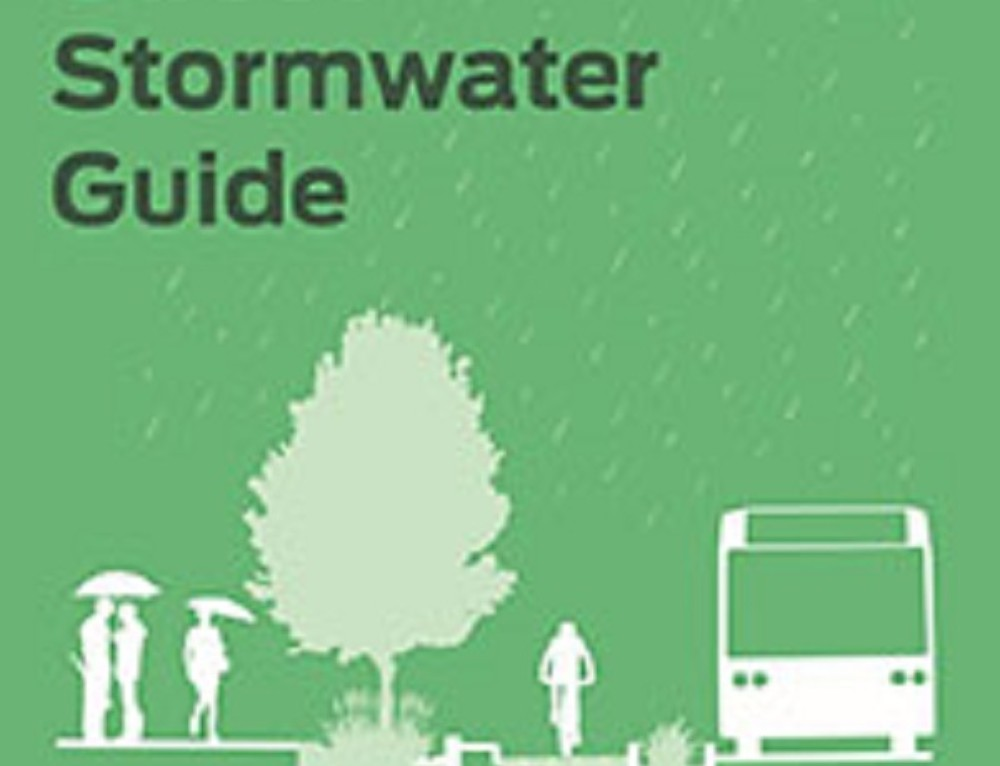 The New NACTO Resource:  The Urban Street Stormwater Guide