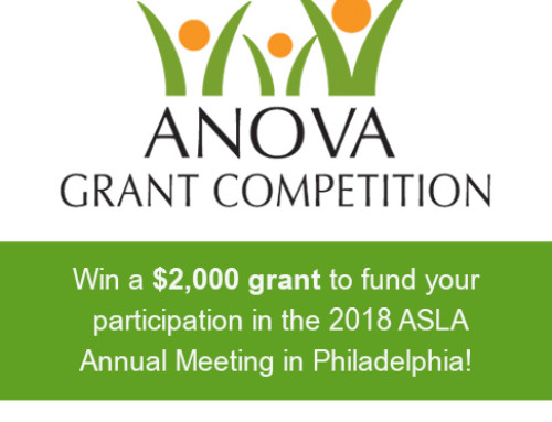 Emerging Professionals Grant Program – Philadelphia Annual Meeting 2018