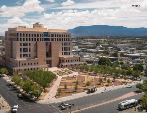 Pete V. Domenici Courthouse