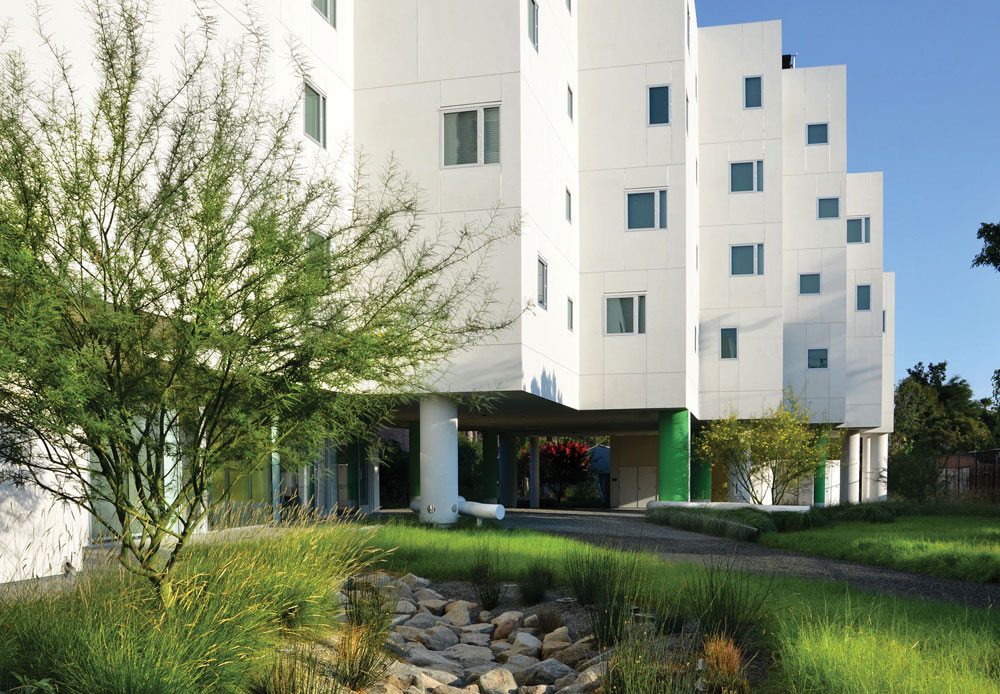 Crest Apartments - Southern California ASLA