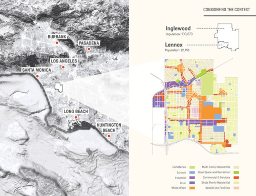 Inglewood and Lennox Greening Plan