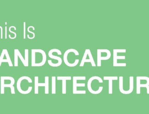 April is Landscape Architecture Month