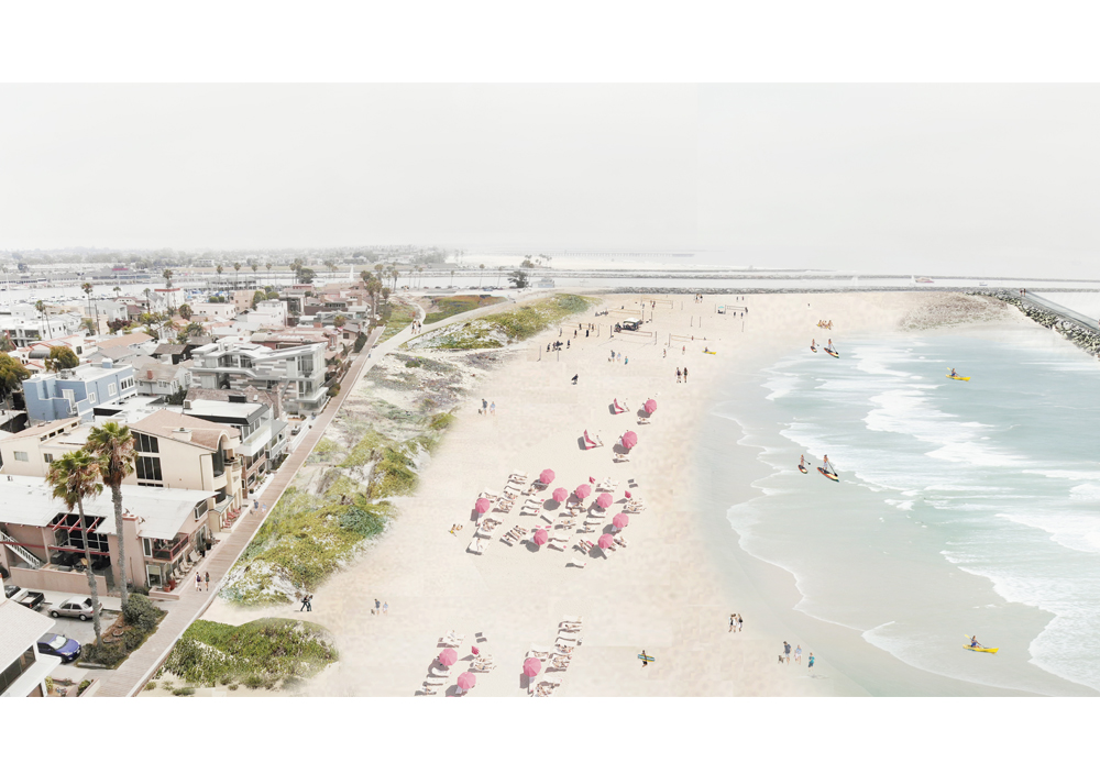 Long Beach Sea Level Rise Adaptation