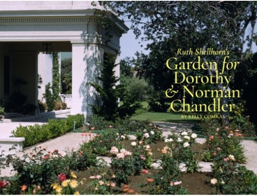 Ruth Shellhorn's Garden for Norman and Dorothy Chandler